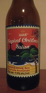 Tropical Christmas Saison