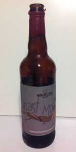 Beast Moans Cherrywood Smoked Imperial Stout