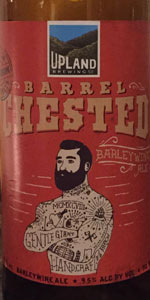 Barrel Chested