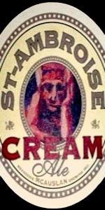 McAuslan Cream Ale