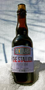 Smuttlabs The Stallion Red Wine Barrel Aged
