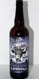 Chocolate Milk Stout - Blackberry