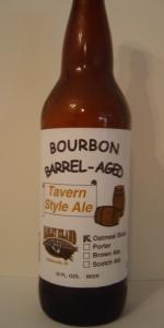 Bourbon Barrel Aged Oatmeal Stout