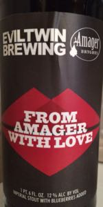 Evil Twin / Amager From Amager With Love