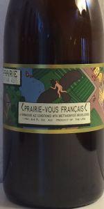 Prairie-Vous Francais