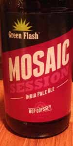 Hop Odyssey: Mosaic Session India Pale Ale