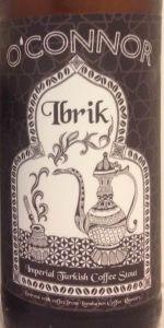 Ibrik Turkish Coffee Imperial Stout