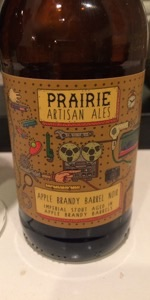 Prairie Apple Brandy Noir