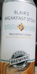 Blair's Breakfast Stout