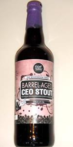 Barrel Aged CEO Stout