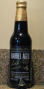 Arcadia Bourbon Barrel Aged Loch-Up Scotch Ale