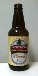 Twisted Pine Blonde