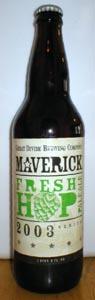 Maverick Fresh Hop Pale Ale