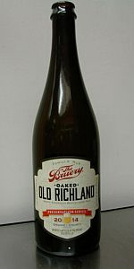 Oaked Old Richland