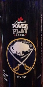 Power Play Lager