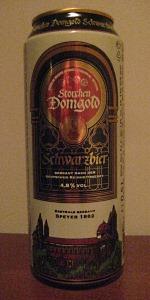 Storchen Domgold Schwarzbier