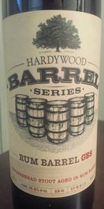 Rum Barrel GBS