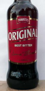 Thwaites Original Bitter