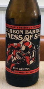 Vastness Of Space - Bourbon Barrel-Aged
