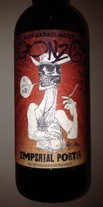 Gonzo - Rum Barrel-Aged