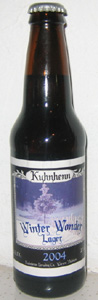 Kuhnhenn Winter Wonder Lager