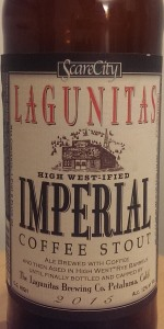 High West-ified Imperial Coffee Stout
