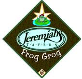 Jeremiah's Frog Grog Ale