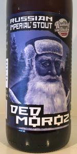 Barrel Aged Ded Moroz