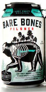 Bare Bones Pilsner