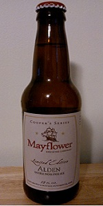 Mayflower Alden - Double IPA
