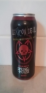 Lexicon Devil Grapefruit Pale Ale