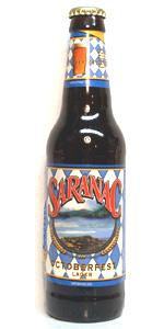 Saranac Our Octoberfest German Style Lager
