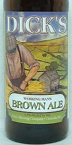 Working Man's Brown Ale