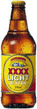 XXXX Light Bitter
