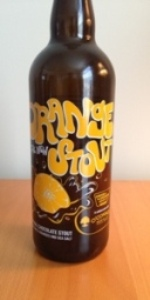 Orange Is The New Stout