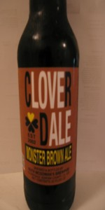 Monster Brown Ale