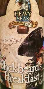 Blackbeard's Breakfast Barrel Aged Imperial Coffee Porter
