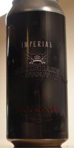 Imperial Milkshake Stout