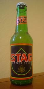 Stag Lager Beer