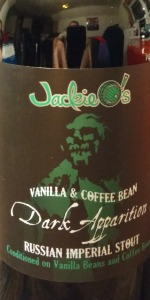 Dark Apparition - Vanilla & Coffee Bean