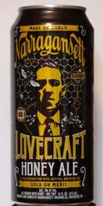 Narragansett Lovecraft Series - Honey Ale
