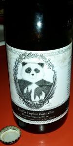 Virginia Black Bear - Vanilla