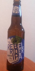 Samuel Adams Rebel Rider Session IPA
