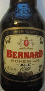 Bernard Bohemian Ale