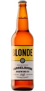 Barrelhouse blonde barrelhouse brewing company for Beer craft rohnert park