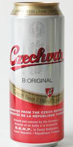 Czechvar B:Original Lager