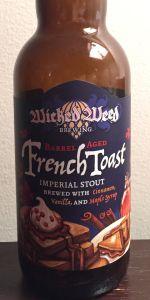 French Toast - Bourbon Barrel-Aged