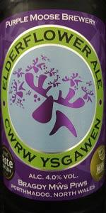 Elderflower Ale