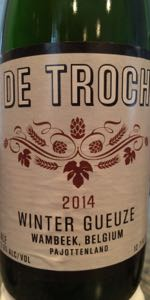 Winter Gueuze
