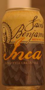Inca (India Style Cream Ale)